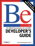 oreilly developersguide